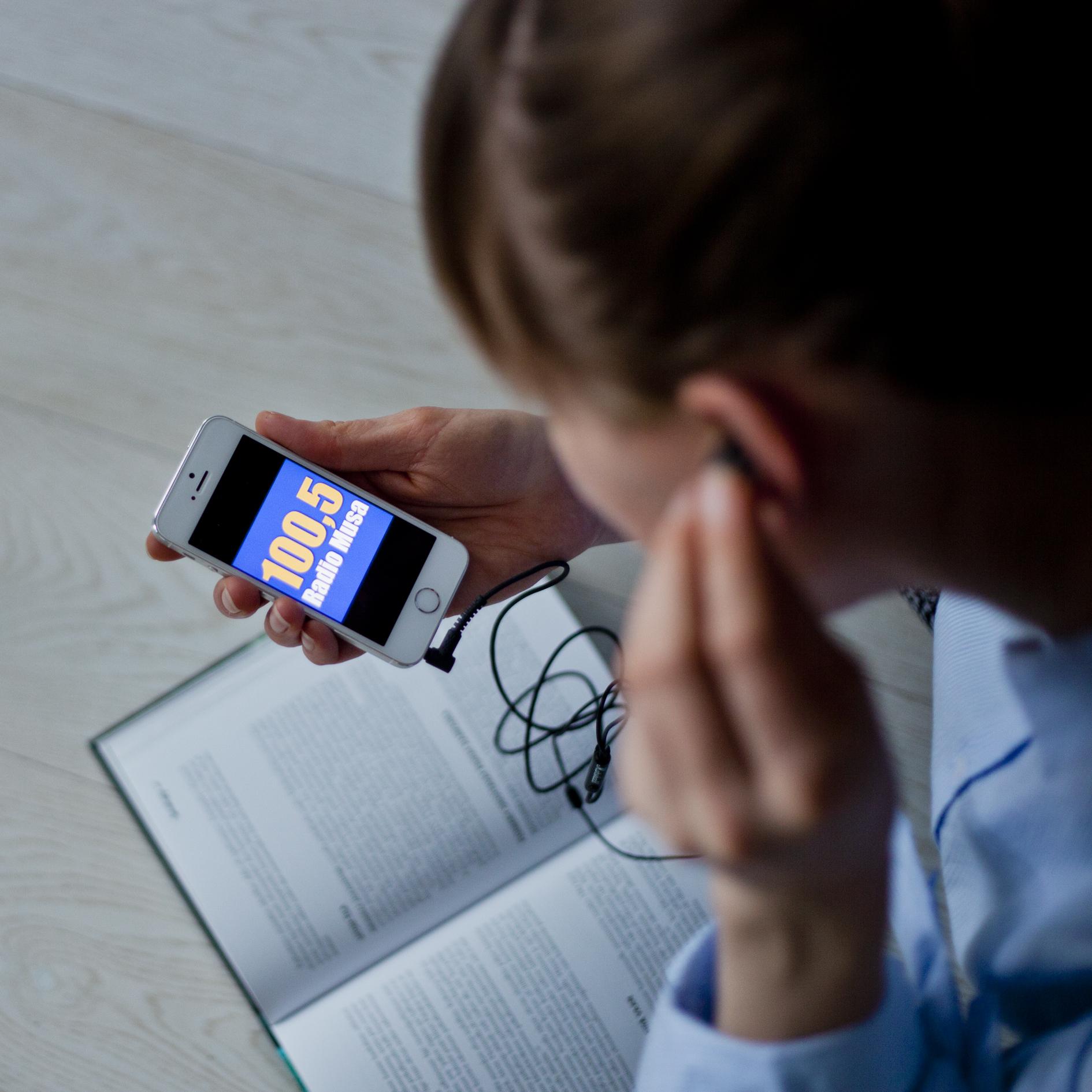 Kuuntele Radio Musaa netissä!
